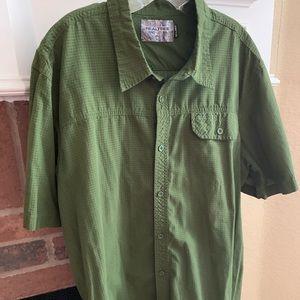 Realtree Green Short Sleeve SZ XXL Shirt